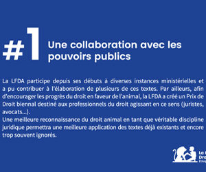Une collaboration avec les pouvoirs publics