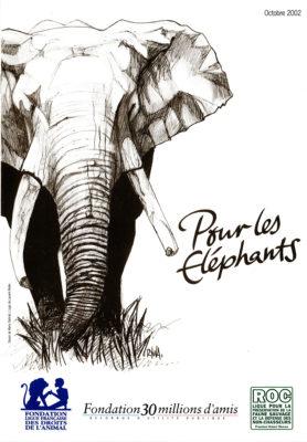 """Dossier """"Pour les éléphants"""""""