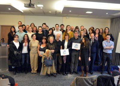 AnimalPolitique Les représentants des 26 ONG le 22 novembre 2016