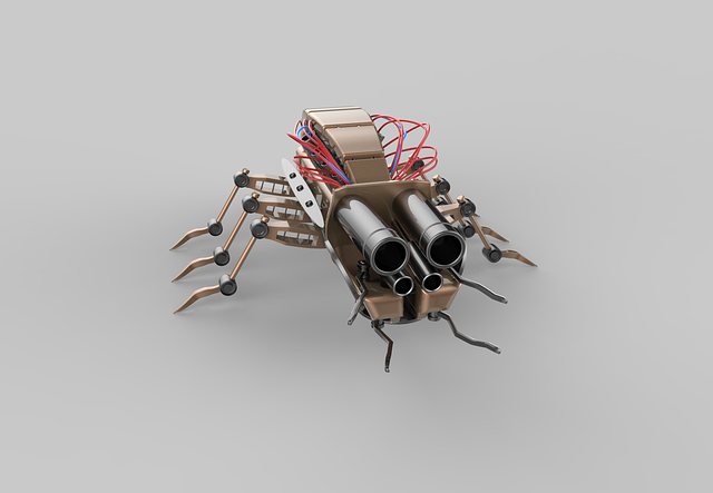 insecte robot