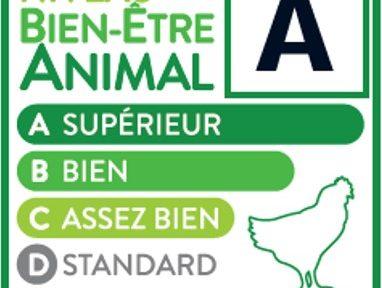 étiquettage Bien-Être Animal