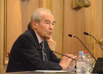 Robert Badinter colloque